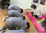 소년범들에게 세배 받은 추미애·김오수