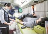 공무원 단체 <!HS>헌혈<!HE>로 고비 넘겼지만 안정적 수급대책 필요