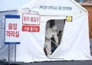 병실 부족에…대구의료원·동산병원 '코로나 거점병원'으로