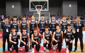 남자농구, 아시아컵 예선 첫 경기 대승
