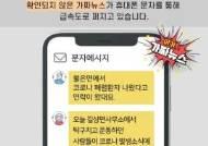 '코로나19 확진자 나왔다' 인천 강화서 허위 문자 확산…경찰 수사 의뢰