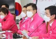 황교안·심재철·전희경·곽상도·송언석, 코로나19 '음성'