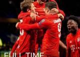 바이에른 뮌헨, 챔피언스리그서 첼시 3-0 완파