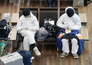 """""""한국 상황이 중국보다 나쁘다"""" 中유학생들 귀국 사례 늘어"""