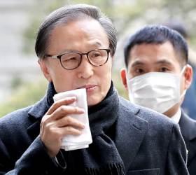 檢, <!HS>이명박<!HE> 구속집행정지 결정 불복…항고장 제출