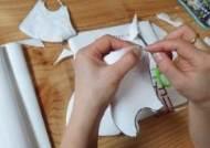 """""""필터 대신 브래지어 캡"""" 유튜브 달구는 '수제 마스크 만들기'"""