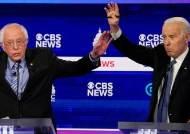 """바이든, 4차전 여론 1위 부활…중도 """"미셸 오바마 부통령 지명"""""""