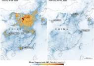 '코로나 타격' 중국 미세먼지, 우한부터 줄었다