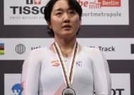 사이클 경륜 이혜진, 한국 첫 세계선수권 은메달 쾌거