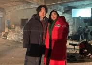 """이중옥X조민수, '방법' 사제의 강렬 투샷 """"완벽한 파트너"""""""