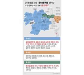 """[현장에서]읍·면·동까지 쪼갠 '걸레맨더링'…""""고양이에게서 생선 뺏는 게 답"""""""