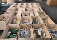 가짜 KF94 마스크 40만장 제조한 50대 경찰에 덜미