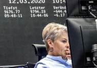 유럽 증시 급락, 미국 '또' 서킷브레이커…트럼프의 자충수