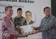 한국 UST 졸업생, 36세에 인도네시아 대학총장 됐다