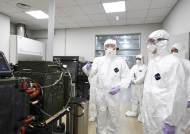 방사청, 35억 들인 군용 제독기 코로나 음압병실 배치한다