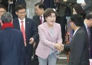 통합당 이혜훈, 동대문을 경선 승리…현역 박성중도 본선행