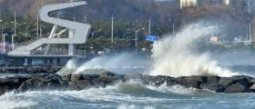 내일 전국에 <!HS>태풍<!HE>급 강풍 분다···선별진료소 등 관리 대비해야