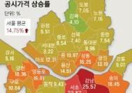 [뉴스분석] 서울 아파트 공시가 15% 올라, 다섯 채 중 한 채는 종부세