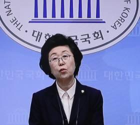 '컷오프' 이은재 통합당 탈당, 전광훈의 기독<!HS>자유당<!HE> 간다