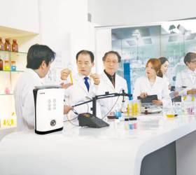 [<!HS>맛있는<!HE> <!HS>도전<!HE>] 수소, 유해활성산소 제거에 효과적 … 다기능 제품 '하이엠3+' 인기