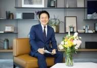 김정태→박정호→고동진→?…화훼농가돕기 '꽃다발' 릴레이