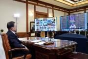 """靑 """"G20 성명, 5번 회람…회의 3시간 전 최종본 나올 정도로 긴박"""""""