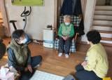 """""""행복한 삶, 그 의지가 날 살려"""" 97세 할머니도 완치됐다"""