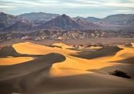 [한 컷 세계여행]신기루? 죽음의 계곡서 만난 '꿈틀대는 사막'