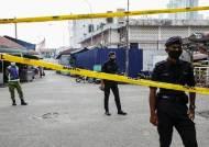 '이동제한 명령' 말레이시아 조깅하던 11명 체포…한국인 2명