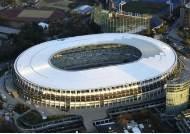 도쿄올림픽 주경기장 개장 후 첫 육상대회, 코로나19 여파로 연기
