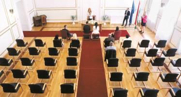 [사진] 코로나가 바꾼 결혼식·장례식
