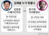 [총선 르포]'친노 안방' 김해을…김정호 vs장기표 박빙 승부