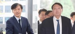 """총선에 불려나온 조국과 윤석열 """"표적수사"""" 유시민 기름 부었다"""