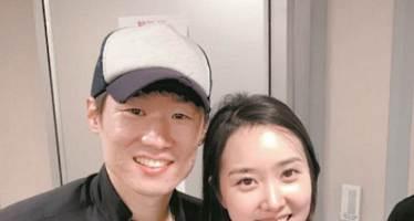 """박지성 """"안용중 축구부 후배들, 코로나 극복 중인 한국처럼 이겨내길"""""""