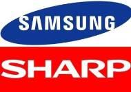 '타도 삼성' 외친 샤프와 관계끊은 삼성, 다시 LCD 거래할 듯
