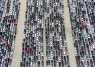 [서소문사진관]美 코로나19로 3주간 실직 1680만명, 갈수록 길어지는 식량 배급 대기 줄