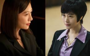 김희애 vs 김혜수, 50대 배우들의 '완전 다른' 스타일 대결