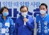 """민주당 """"최소 130석"""" 통합당 """"110석 이상""""…'+α' 지역은 어디"""