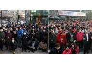 """민주당 """"국정효율"""" vs 통합당 """"정권견제""""…막판 프레임 전쟁"""
