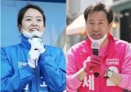 고민정>오세훈, 배현진>최재성, 박재호>이언주, 이수진>나경원[출구조사]