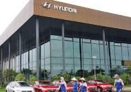 현대차, 동남아서 처음으로 도요타 제쳤다…베트남 판매 1위