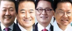 박지원·천정배·정동영·박주선···'호남 선거 귀재들' 낙마 위기[출구조사]
