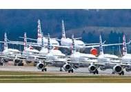 75만개 항공 일자리 지켜라, 미국 30조원 '투하'