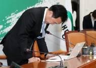 손학규의 사퇴, 심상정의 눈물…공룡정당에 미약했던 군소정당