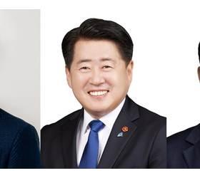 제주도민 5연속 '원픽' 민주당···송재호·오영훈·위성곤 당선