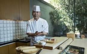 초밥은 36.5℃가 만들어내는 '손의 예술'…생선마다 밥 크기 달라