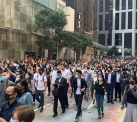 中 코로나 잠잠해지자 다시 <!HS>홍콩<!HE> 탄압 ... 민주진영 대규모 <!HS>시위<!HE> 예고