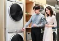 코로나에 삼성 의류케어 '가전 3총사' 인기…1분기 판매량 60% 수직 상승