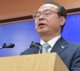 """""""총선전 공작설 이거였나""""···민주당, 부산 무공천 요구에 침묵"""