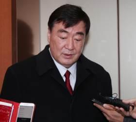 """싱하이밍 대사, 中의료진 50명 북한 파견설에 """"잘 모르는 일"""""""